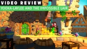 Yooka-Laylee and the Impossible Lair - Videokritik