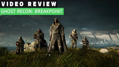 Ghost Recon: Breakpoint - Videokritik