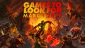 Games to Look For - März 2020