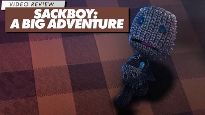 Sackboy: A Big Adventure - Videokritik