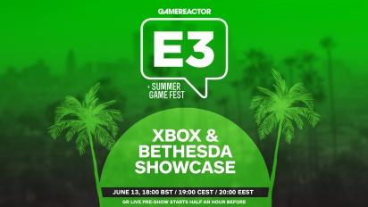 E3 2021: Xbox & Bethesda Games Showcase - Komplette Show