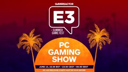 E3 2021: PC Gaming Show - Komplette Livestream-Wiederholung