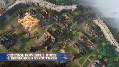 Age of Empires IV  - Gamescom 2021 Gameplay Trailer