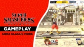Super Smash Bros. Ultimate - Soras Route im Classic Mode (Gameplay)