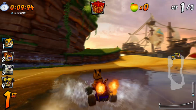 CTR Nitro Fueled Tournament Attempt 7